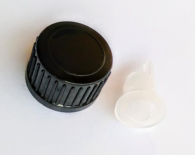 Tropfverschluss für Reinölflaschen