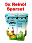Sparset. 5x 8ml Reinöl aus Oreganoöl, Thymianöl, Rosmarinöl, Kamillenöl, Weihrauchöl