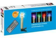 Gratisoption! 10x Kabellose LED Kerzen